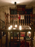 В Санкт-Петербурге открыта самая дорогая библиотека России – «Книжная Капелла»