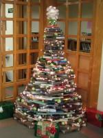 Книжная елка — нет ничего проще!