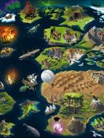 Интерактивный навигатор по книгам Жюля Верна запущен в Рунете