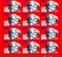 К 200-летию со дня рождения Карла Маркса выпустили почтовую марку
