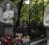 Памятник Есенина на Ваганьковском кладбище сделали «покрасивше»