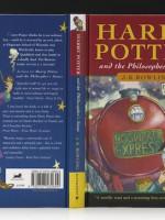 Первая книга поттерианы 1997 года издания ушла за $91 тыс
