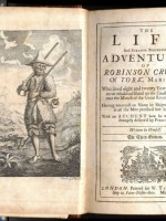 300 лет назад был впервые напечатан «Робинзон Крузо»