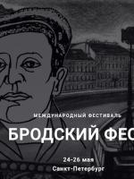 На Петербургском книжном салоне откроется «Бродский фест»