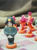 Мушкетеры, Дон Кихот, Санчо Панса — в Москве откроется выставка необычных шахмат