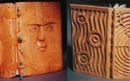 Дизайнерские книги Барбары Йейтс — сделано из дерева