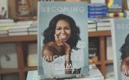 Книга «Becoming» Мишель Обамы появится на книжных прилавках в сентябре