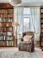 Ученые подсчитали число книг в домашних библиотеках