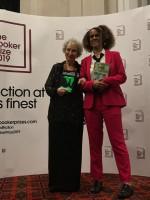 Букеровскую премию разделили Маргарет Этвуд и Бернардин Эваристо