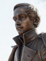 В Воронеже установлен бюст Михаила Лермонтова