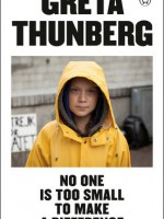 Экоактивистка-школьница из Швеции Грета Тунберг выпустила книгу