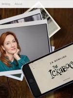 Джоан Роулинг 7 недель будет публиковать онлайн новую детскую книгу