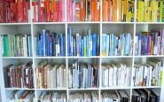 Литературный фетиш: 10 способов расставить книги на вашей полке