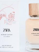Под брендом Zara вышли духи с ароматом книжного магазина