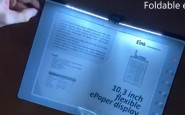 E Ink анонсировала гибкий дисплей ePaper для складных ридеров