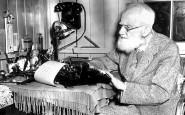 Писатель, драматург, мудрец, боксер, нобелиат: 165 лет Бернарду Шоу