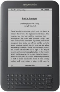 Букридер Amazon Kindle