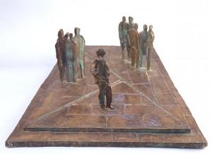Открыт памятник Иосифу Бродскому в Москве