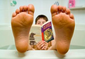 Водонепроницаемые книги поступят в продажу уже в следующем году