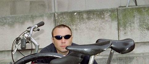 Виктор Пелевин. Фото с сайта pelevin.nnov.ru.