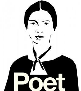 "портрет Эмили Дикинсон - ""ПОЭТ"""