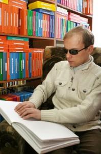 книги для инвалидов