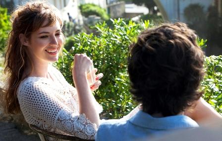 Любовь живет три года - кадр из фильма