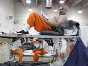 Бразильские тюрьмы читают книги