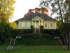 Музей-заповедник Пушкина в Михайловском