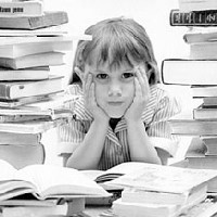 Рубрики картинки дети читают книги