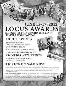 Премия Локус 2012