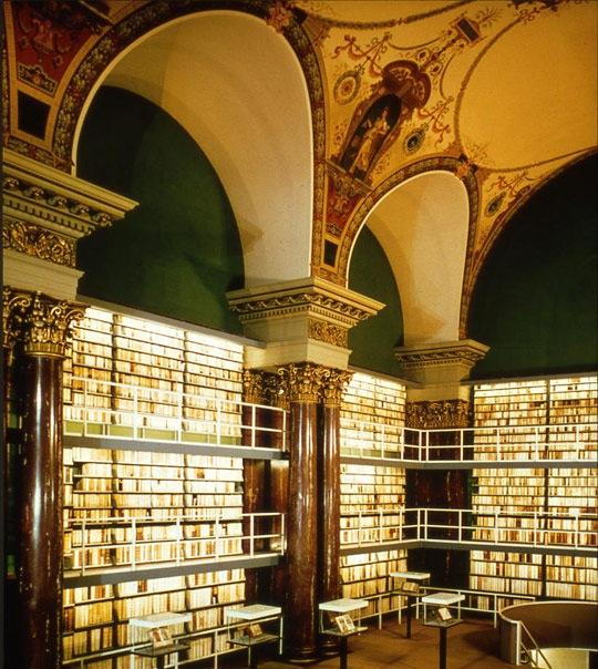Библиотека August Wolfenbttel, Германия