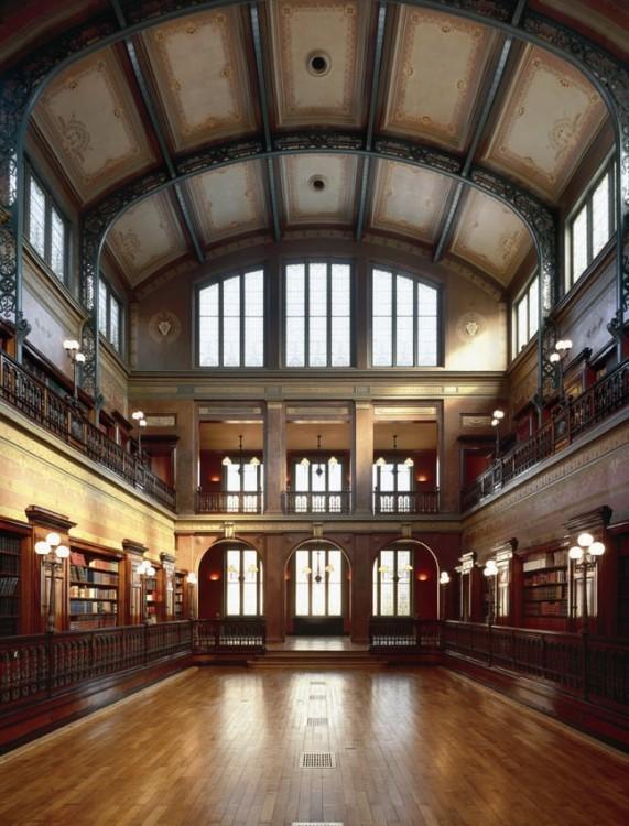 Bibliotheque Solvay, Брюссель, Бельгия