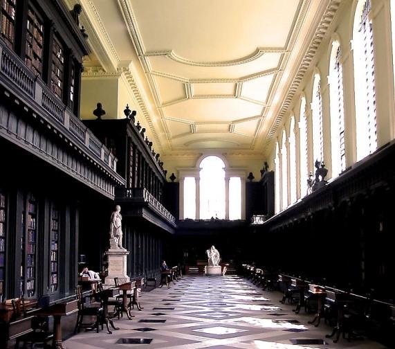 Библиотека Codrington, Оксфорд (Англия)