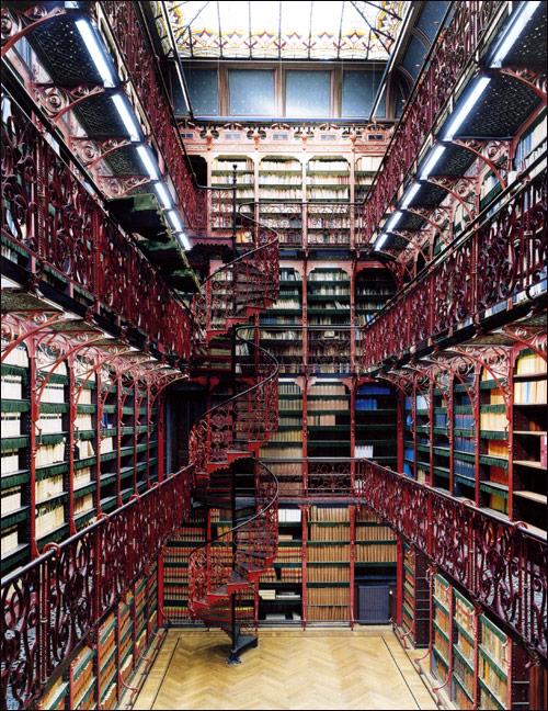 Библиотека Handelingenkamer, Амстердам