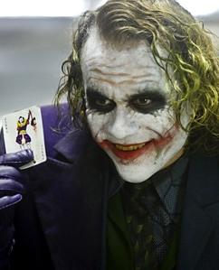 "Хит Леджер - ""Джокер"""