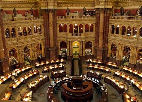Библиотека Конгресса, Вашингтон (США)