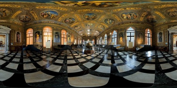 Библиотека Sansovino, Рим