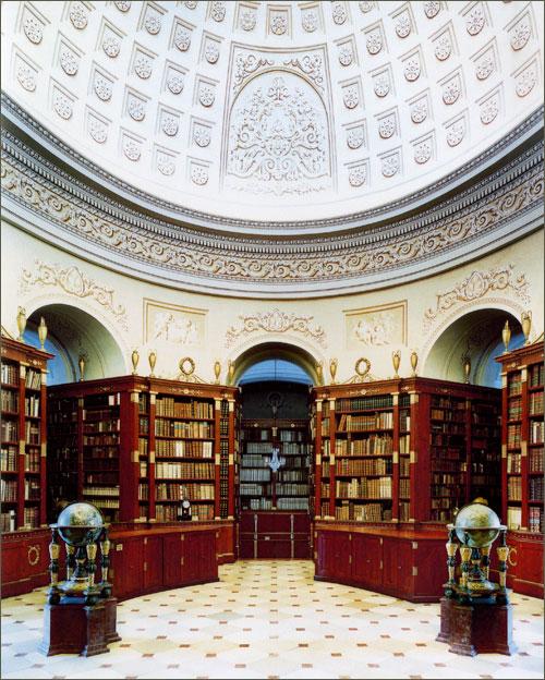 Библиотека Stiftsbibliothek-Klosterneuburg, Австрия