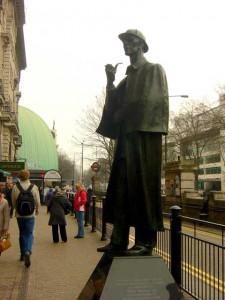 Фотопутешествие по музею Шерлока Холмса.