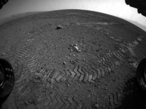 Земля Брэдбери на Марсе