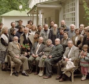 потомки Льва Толстого в Ясной Поляне