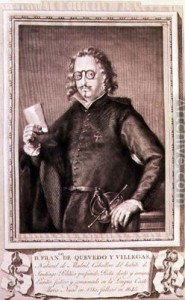 поэт Франсиско Кеведа