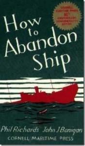 Как покинуть корабль