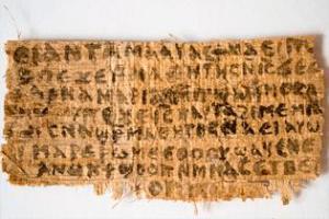 Папирус с текстом рассказывающим о жене Христа признан поддельным