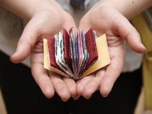 Падение тиражей книг на Украине