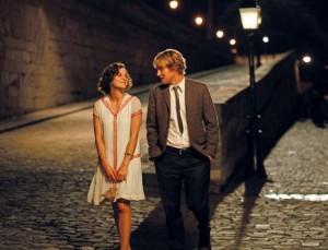 Полночь в Париже - кадр из фильма