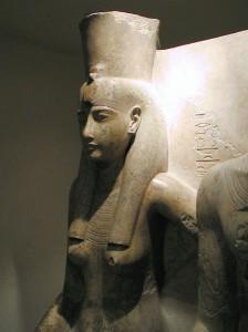 Богиня Мут, Луксорский музей