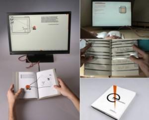 Elektrobiblioteka - соединение бумажной книги и компьютера в единую систему