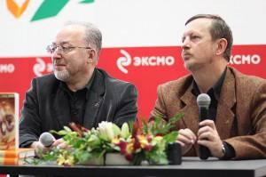 Дмитрий Громов и Олег Ладыженский - Г.Л.Олди